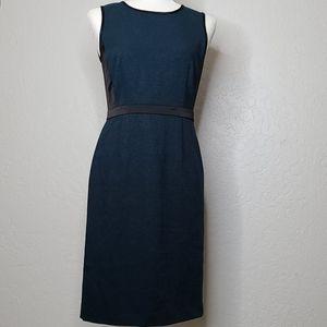 DKNY dress green blue size 4